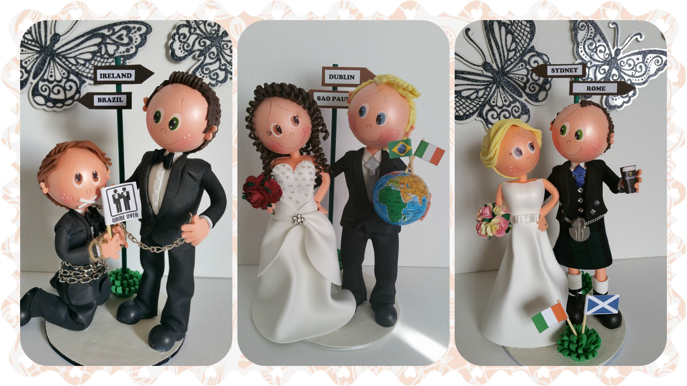 Ana AdorableCrafts Cake Toppers